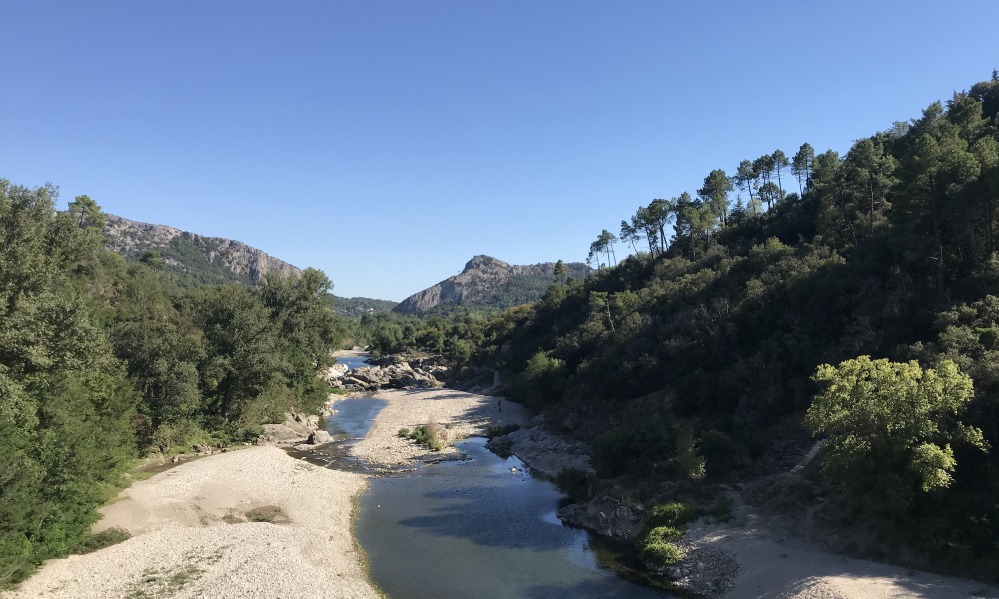 Photo Vélorail en Cévennes